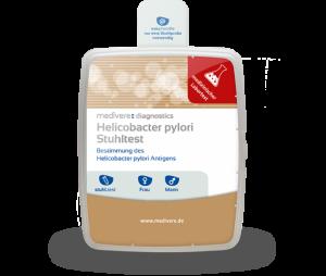 Mit einem Helicobacter Test können Sie den Befall mit dem Bakterium erkennen.