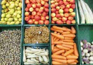 Pflanzliche Nahrungsmittel enthalten kein Cholesterin.