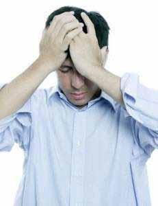 Stress ist die Ursache vieler Krankheiten.