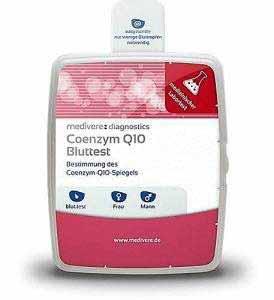 Mit einem Bluttest lässt sich schnell und einfach einen Q10-Mangel feststellen.