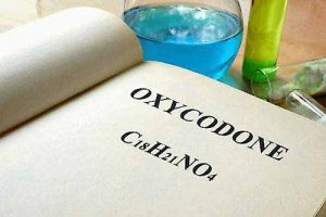 Oxycodon Tabletten dienen als Schmerzmittel, werden aber auch als Droge konsumiert.
