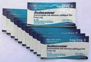 Suboxone enthält neben Buprenorphin auch Naloxon, um die Nebenwirkungen abzumildern.