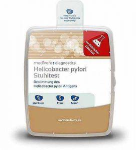 Schnell und sicher lässt sich eine Infektion mit Helicobacter pylori mit dem Helicobacter Stuhltest diagnostizieren.
