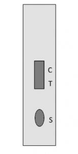 Mit einem Schnelltest können Sie Ihren CRP-Wert bestimmen.