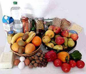 Wertvolle Vitalstoffe sind in natürlichen und gesunden Nahrungsmitteln enthalten.