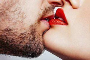 Das Pfeiffersche Drüsenfieber heißt im Volksmund Kusskrankheit.