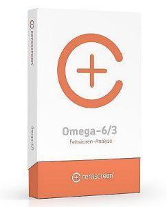 Mit der Omega Analyse lässt sich Omega 3 Mangel aufdecken und beheben.