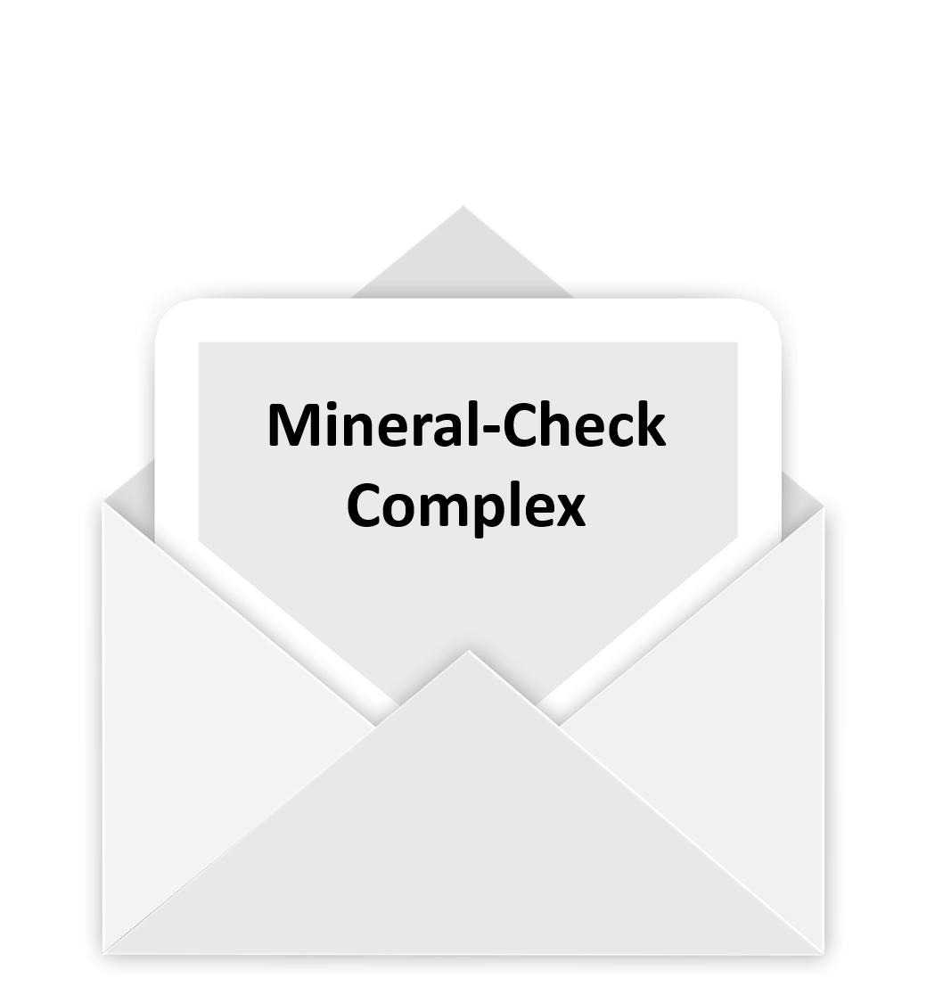 Mineral-Check Complex 1 St.