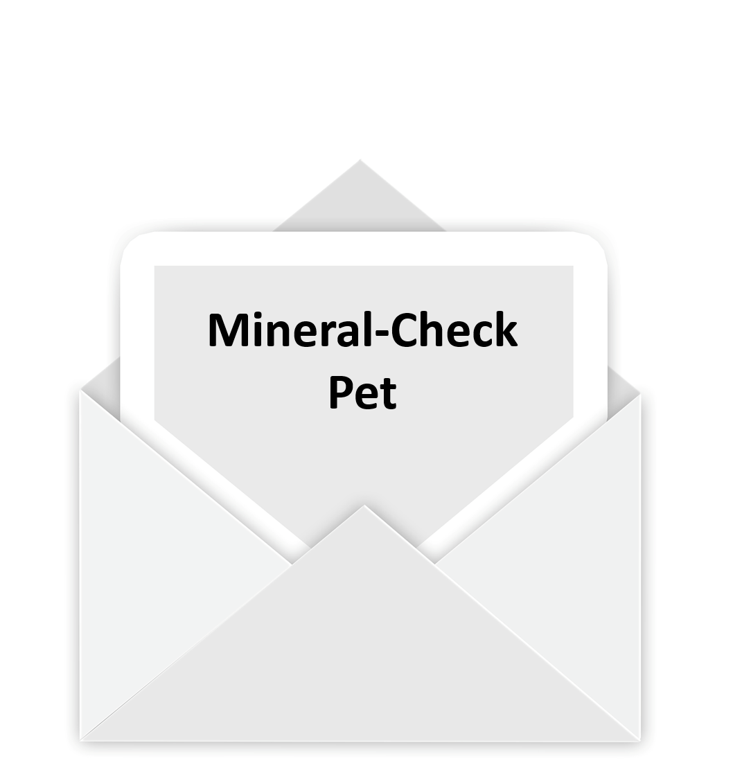 Mineral-Check Pet 1 St.