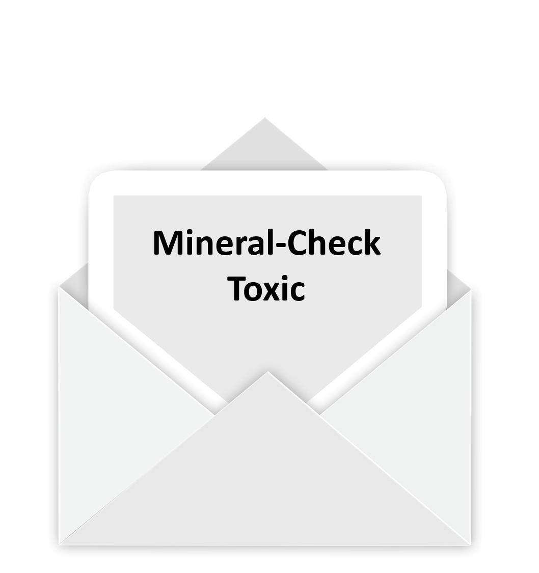 Mineral-Check Toxic 1 St.